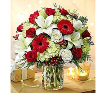 Christmas Elegance in Largo FL, Rose Garden Florist