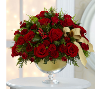 Holiday Peace Bouquet in Orange VA, Lacy's Florist