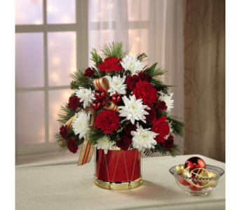 Happiest Holidays in Orange VA, Lacy's Florist