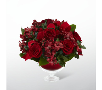 The FTD� Holiday Peace� Bouquet by Vera Wang in Kingsport TN, Holston Florist Shop Inc.