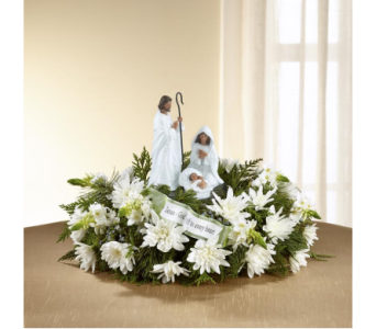 DaySpring God's Gift of Love� Centerpiece by FTD� in Kingsport TN, Holston Florist Shop Inc.