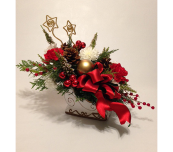 Sleigh Bells - Winter White in Herndon VA, Herndon Florist, Inc