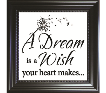 A Dream is a wish in Isanti MN, Elaine's Flowers & Gifts