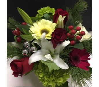 Chrome-2016 in Needham MA, Needham Florist