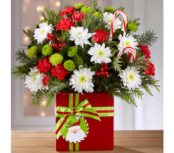 The FTD� Holiday Cheer� Bouquet in El Paso TX, Executive Flowers