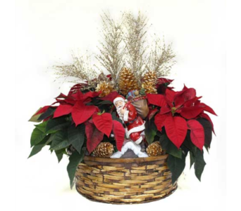 Santa Gift Garden in Dearborn Heights MI, English Gardens