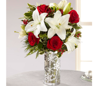 The FTD� Holiday Elegance� Bouquet in El Paso TX, Executive Flowers