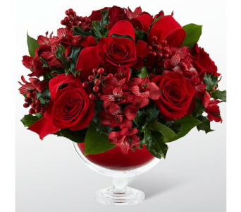 The FTD� Holiday Peace� Bouquet by Vera Wang in El Paso TX, Executive Flowers