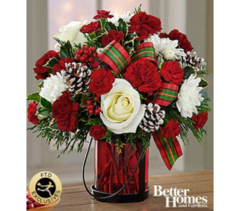 FTD Holiday Wishes in Flower Mound TX, Dalton Flowers, LLC