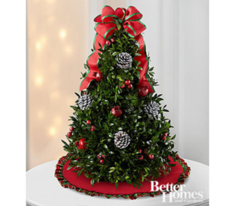 FTD Christmas Wonders Tree in Flower Mound TX, Dalton Flowers, LLC
