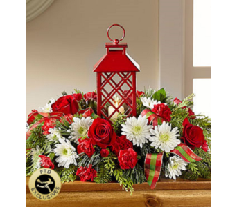 FTD Celebrate the Season Centerpiece in Flower Mound TX, Dalton Flowers, LLC