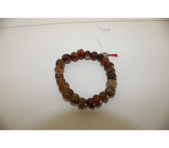 Agate Bracelet in Medicine Hat AB, Crescent Heights Florist