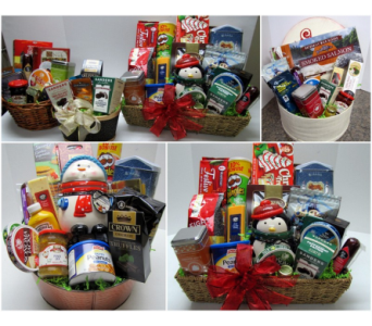 Gourmet & Gift Baskets in Traverse City MI, Teboe Florist