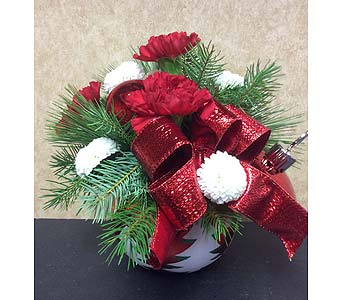 Festive Ornament in Stouffville ON, Stouffville Florist , Inc.