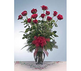 Romance and Roses in Tampa FL, Moates Florist