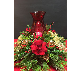 Happy Christmas in Massapequa Park NY, Bayview Florist & Montage  1-800-800-7304