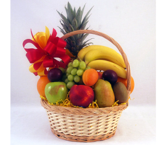 Fruit and Truffle Basket in Columbia TN, Douglas White Florists