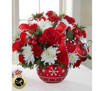 Season's Greetings Bouquet in Providence RI, Check The Florist