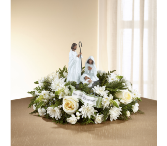 DaySpring God's Gift of Love� Centerpiece by FTD� in Chicago IL, Yera's Lake View Florist