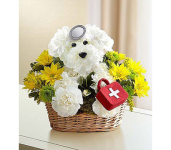 Doggie Howser M.D.� in El Paso TX, Executive Flowers