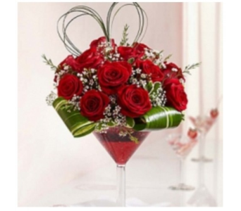 Love Potion� in El Paso TX, Executive Flowers