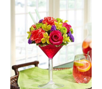 Sangria Bouquet� in El Paso TX, Executive Flowers