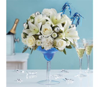 Cheers to the New Year� in El Paso TX, Executive Flowers