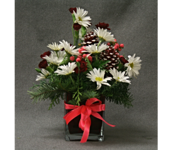 Winter Love  in Port Huron MI, Ullenbruch's Flowers & Gifts