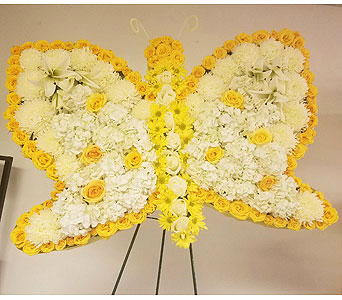 Bright Butterfly  in Yonkers NY, Beautiful Blooms Florist