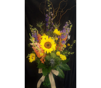 Sunflower Delight in Westfield IN, Union Street Flowers & Gifts