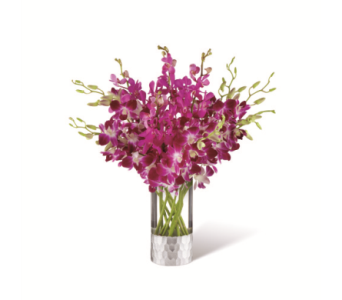 FTD Orchid Bouquet By Vera Wang in Murrells Inlet SC, Callas in the Inlet