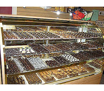 Assorted Gourmet Chocolates in Laurel MD, Rainbow Florist & Delectables, Inc.