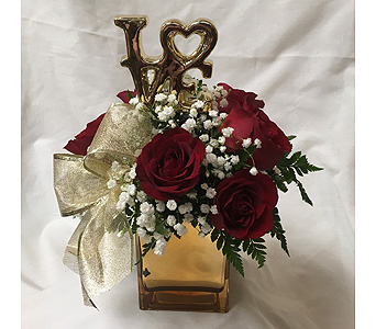 Love is in the Air! in Fairfield OH, Novack Schafer Florist