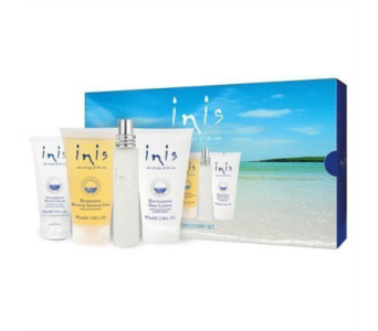 Inis Discovery Travel Set in Virginia Beach VA, Fairfield Flowers