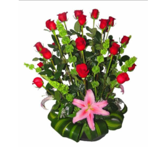 Heart of the Rose in San Antonio TX, Xpressions Florist