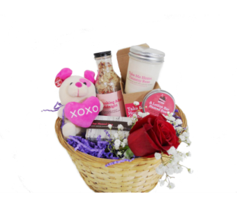 Pamper Me - Suds Basket in Nashville TN, Emma's Flowers & Gifts, Inc.