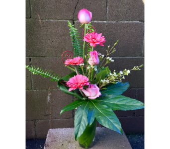 Loves Blush in Napa CA, Garaventa Florist