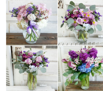 For the Love of Purple in Greensboro NC, Sedgefield Florist & Gifts, Inc.