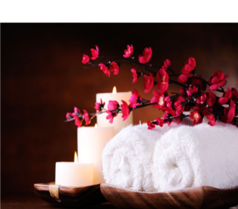 AMAZING FLORAL & SPA PACKAGE! in Needham MA, Needham Florist