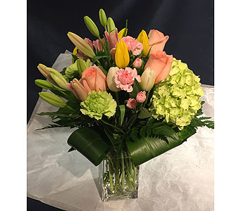 Spring Medley in Markham ON, Freshland Flowers