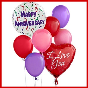 Up & Away Anniversary in Hamilton ON, Joanna's Florist