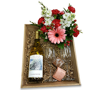 Wine for Two  in Fort Worth TX, TCU Florist