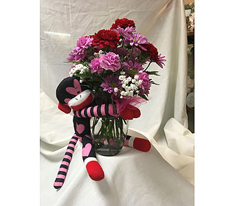 Monkey Buisness in Fairfield OH, Novack Schafer Florist