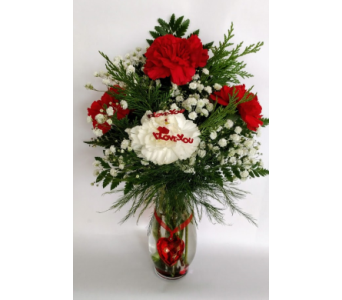 Sweet Love in Hanover PA, Country Manor Florist