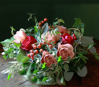 Love you xoxo in Orinda CA, Misaghi Design Orinda Florist