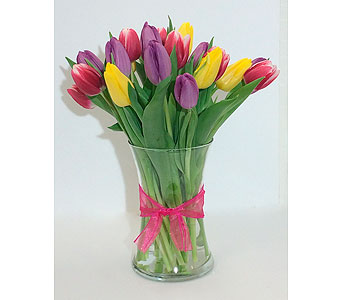 Tulips in Manhasset NY, Town & Country Flowers