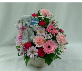 It's A Girl in Belleville ON, Barber's Flowers Ltd