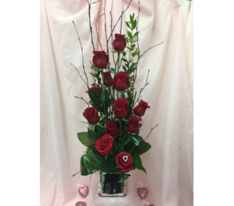Diamond in Branches in Dripping Springs TX, Flowers & Gifts by Dan Tay's, Inc.