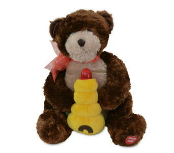 Honey Bear in Nashville TN, Emma's Flowers & Gifts, Inc.