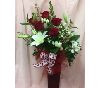 My Heart Bouquet in Dripping Springs TX, Flowers & Gifts by Dan Tay's, Inc.